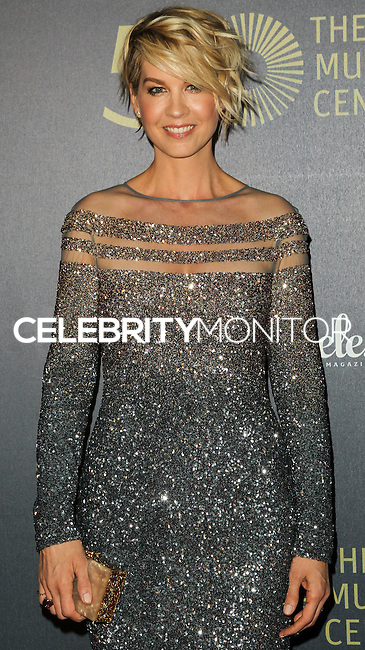 LOS ANGELES, CA, USA - DECEMBER 06: Jenna Elfman arrives at The Music Center's 50th Anniversary Spectacular held at The Music Center - Dorothy Chandler Pavilion on December 6, 2014 in Los Angeles, California, United States. (Photo by Celebrity Monitor)