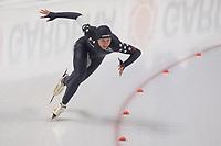 SPEEDSKATING: 07-12-2018, Tomaszów Mazowiecki (POL), ISU World Cup Arena Lodowa, 500m Ladies Division A, Brittany Bowe (USA), ©photo Martin de Jong