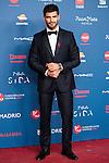 Maxi Iglesias attends to the photocall of the Gala Sida at Palacio de Cibeles in Madrid. November 21, 2016. (ALTERPHOTOS/Borja B.Hojas)