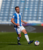 12th September 2020 The John Smiths Stadium, Huddersfield, Yorkshire, England; English Championship Football, Huddersfield Town versus Norwich City;  Harry Toffolo of Huddersfield Town