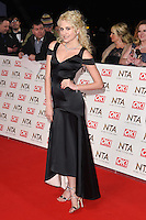 Pixie Lott<br /> at the National TV Awards 2017 held at the O2 Arena, Greenwich, London.<br /> <br /> <br /> ©Ash Knotek  D3221  25/01/2017