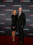 Anderson Cooper and Kelly Ripa co-host The 11th Annual CNN Heroes: An All-Star Tribute.