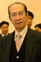 Dr. Stanley Ho at the 173rd Congregation on March 14, 2006.