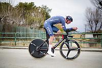 Mathieu Van der Poel (NED/Alpecin-Fenix)<br /> <br /> Final stage 7 (ITT) from San Benedetto del Tronto to San Benedetto del Tronto (10.1km)<br /> <br /> 56th Tirreno-Adriatico 2021 (2.UWT) <br /> <br /> ©kramon