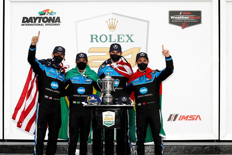 2021-01-31 IWSC Rolex 24 At Daytona