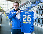 St Johnstone Players Sponsors Night…10.05.18<br />Liam Craig<br />Picture by Graeme Hart.<br />Copyright Perthshire Picture Agency<br />Tel: 01738 623350  Mobile: 07990 594431