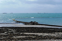 Viktorianischer Seewasser-Pool in Havre des Pas, Insel Jersey, Kanalinseln
