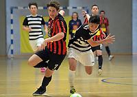 171125 Futsal - National League Round One