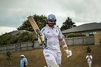 210306 Pearce Cup Cricket - Johnsonville v Hutt Districts