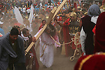 FEATURES-Mexicans attend annual holyweek celebrations