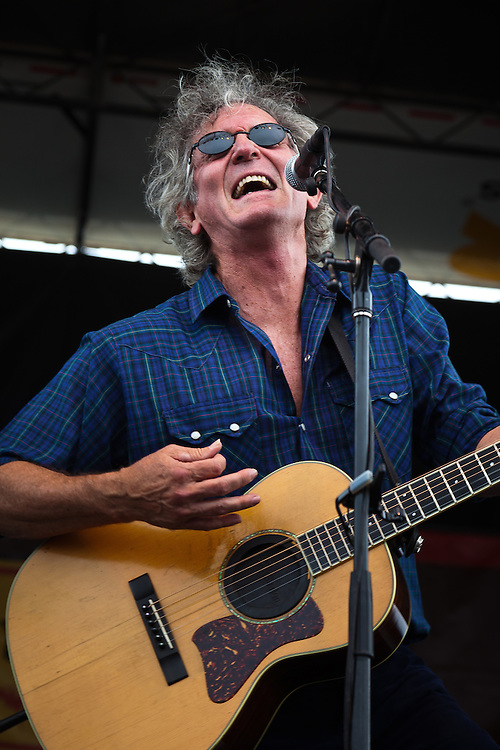 Rodney Crowell had as much fun as the audience