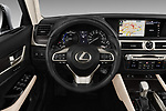 Car pictures of steering wheel view of a 2017 Lexus GS Executive-Line 4 Door Sedan Steering Wheel