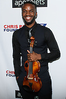 BEVERLY HILLS, CA, USA - OCTOBER 26: Lee England Jr.  arrives at the CP3 Foundation Celebrity Server Dinner held at Mastro's Steakhouse on October 26, 2014 in Beverly Hills, California, United States. (Photo by Rudy Torres/Celebrity Monitor)