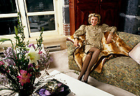 UNDATED FILE PHOTO - Mariette Levesque<br /> <br />  in the 80's<br /> <br /> MANDATORY CREDIT <br /> PHOTO : Jean-Pierre Karsenty - Publiphoto - Agence Quebec Presse