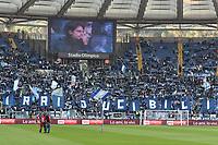 Lazio supporters <br /> Roma 17-4-2019 Stadio Olimpico Football Serie A 2018/2019 SS Lazio - Udinese <br /> Foto Andrea Staccioli / Insidefoto