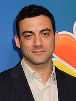 NEW YORK CITY, NY, USA - MAY 12: Morgan Spector at the 2014 NBC Upfront Presentation held at the Jacob K. Javits Convention Center on May 12, 2014 in New York City, New York, United States. (Photo by Celebrity Monitor)