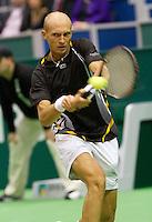10-2-10, Rotterdam, Tennis, ABNAMROWTT, Nicolay Davidenko