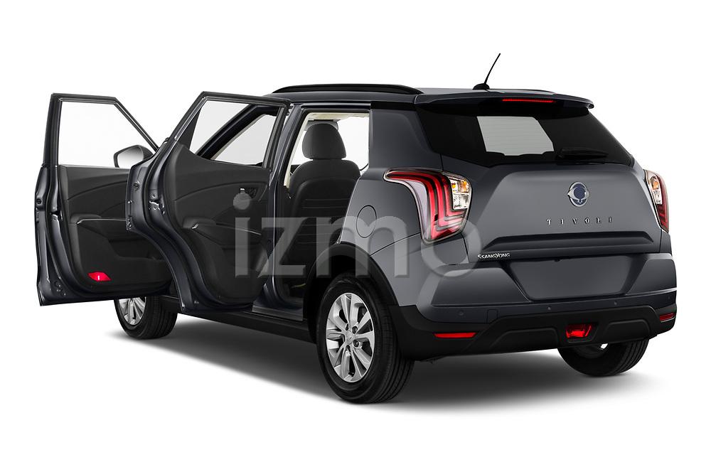 Car images of 2020 Ssangyong Tivoli Quartz 5 Door SUV Doors