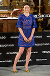 "Argentinian actress Maria Botto  during the presentation of the film ""Resucitado"" at the church of San Antonio de los Alemanes in Madrid, March 16, 2016. (ALTERPHOTOS/BorjaB.Hojas)"
