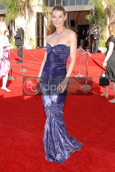 Ellen Pompeo<br />arriving at the 58th Annual Primetime Emmy Awards. The Shrine Auditorium, Los Angeles, CA. 08-27-06<br />Scott Kirkland/DailyCeleb.com 818-249-4998