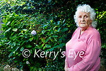 Ciss O'Connor from Tralee who had her cataract operation in Belfast