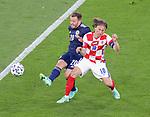 23.06.2021 Croatia v Scotland follow ups: Ryan Fraser and Luka Modric