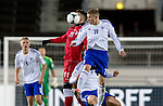 Finland-Georgia, World Cup Qualification, Helsinki 10122012