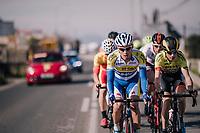 Preben Van Hecke (BEL/Sport Vlaanderen Baloise) in the breakaway<br /> <br /> 27th Challenge Ciclista Mallorca 2018<br /> Trofeo Campos-Porreres-Felanitx-Ses Salines: 176km
