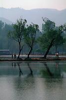 Sommerpalast, See im Park, Chengde, China, Unesco-Weltkulturerbe