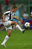 Milano 27/7/2004 Trofeo Tim - Tim tournament <br /> Matteo Brighi Juventus<br /> <br /> Inter Milan Juventus <br /> Inter - Juventus 1-0<br /> Milan - Juventus 2-0<br /> Inter - Milan 5-4 d.cr - penalt.<br /> <br /> Photo Andrea Staccioli Insidefoto