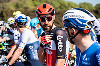24th March 2021; Castelldefels, Catalonia, Spain; Volta Catalunya Cycling Tour stage 3 from Canal Olimpic de Catalunya to Vallter 2000; THOMAS DE GENDT of team LOTTO SOUDAL