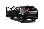 Car images of 2017 Volvo XC60 R-Design 5 Door SUV Doors
