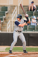 Lake County designated hitter Nick Weglarz (8) at bat versus Kannapolis at Fieldcrest Cannon Stadium in Kannapolis, NC, Saturday, August 11, 2007.