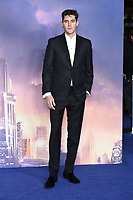 "Isaac Carew<br /> arriving for the ""ALITA: BATTLE ANGEL"" world premiere at the Odeon Luxe cinema, Leicester Square, London<br /> <br /> ©Ash Knotek  D3475  31/01/2019"