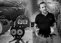 Organizzazione Europea per la Ricerca Nucleare, CERN,  il più grande laboratorio al mondo di fisica delle particelle , Ginevra, Svizzera, Hall 180, laboratorio manutenzione e assemblaggio, European Organization for Nuclear Research, CERN, the world's largest laboratory for particle physics in Geneva, Switzerland, Hall 180, laboratory maintenance and assembly,