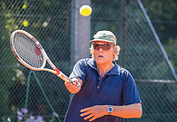 Etten-Leur, The Netherlands, August 27, 2017,  TC Etten, NVK, Etto van Waning (NED)<br /> Photo: Tennisimages/Henk Koster