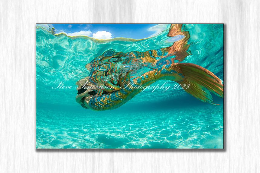 Mermaid Crystal