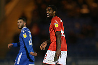 Anthony Grant of Swindon Town during Colchester United vs Swindon Town, Sky Bet EFL League 2 Football at the JobServe Community Stadium on 28th January 2020