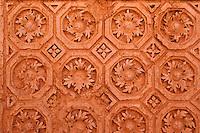 SIRIA - sito di Palmira(Tadmor)   tempio di Bel - decorazioni