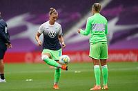 21st August 2020, San Sebastian, Spain;  Alexandra Popp Wolfsburg during warm up ahead of the UEFA Womens Champions League football match Quarter Final between Glasgow City and VfL Wolfsburg.