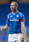 St Johnstone FC Season 2015-16<br /> Frazer Wright<br /> Picture by Graeme Hart.<br /> Copyright Perthshire Picture Agency<br /> Tel: 01738 623350  Mobile: 07990 594431