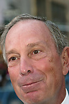 Mayor Michael Bloomberg.Attending The Annual Free Concert in Times Square, BROADWAY on BROADWAY, in New York City..September 18, 2005.© Walter McBride /