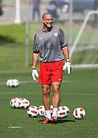 Paul Rogers. The USWNT practice at WakeMed Soccer Park in preparation for their game with Japan.