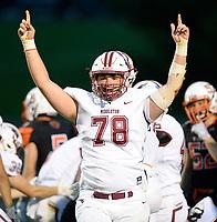 Middleton at Verona, Wisconsin high school football 8/24/18