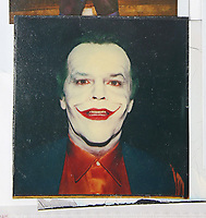 Collection of behind the scene pictures from the production of Tim Burton's batman movie.