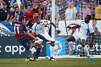 Cleveland, Ohio - Saturday, July 15, 2017: Alejandro BedoyaUSMNT vs Nicaragua in CONCACAF Gold Cup 2017 match at First Energy Stadium.
