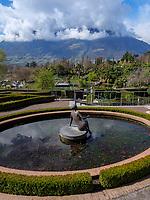 Gärten von Schloss Trauttmansdorff, Meran-Merano, Provinz Bozen-Südtirol, Italien<br /> Gardens of Schloss Trauttmansdorff, Merano, South Tyrol-Bolzano, Italy, Europe