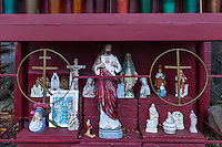Catholic shrine, Wilkes-Barre, Pennsylvania, USA