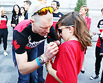 Mark Arendz, PyeongChang 2018. <br />