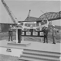 1967 - Futur Pont Pierre-Laporte